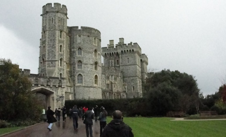 Day Trip part 1 - Windsor Castle