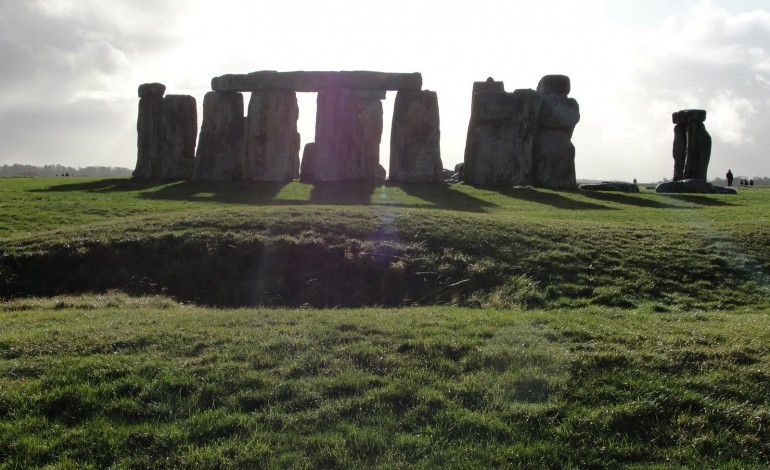 Day Trip part 2 - Stonehenge