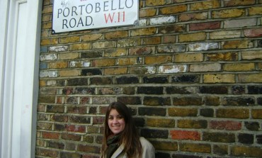 Nati em Portobello, Millenium Bridge, Horse Guards, Buckingham, Chinatown e V&A Museum