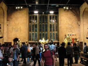 Warner Bros. Studio Tour London – The Making of Harry Potter, Hertfordshire, Inglaterra, 2013