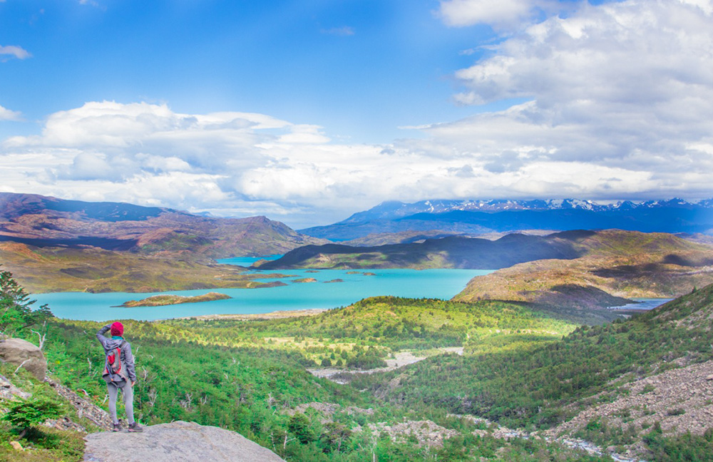 French Valley, em Torres Del Paine, no Chile - Foto: Vamos Pra Onde