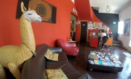 Hostel em Lima, no Peru: Red Psycho Llama Eco-Hostel