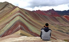 Mochilão no Peru: Trekking Rainbow Mountains (Dia 21)